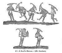 Fools dance